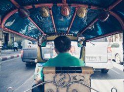 5 consejos para montar en tuk-tuk en bangkok