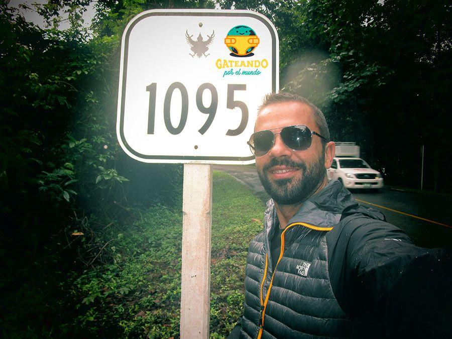 La ruta 1095