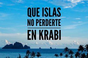 que islas no perderte en krabi con niños